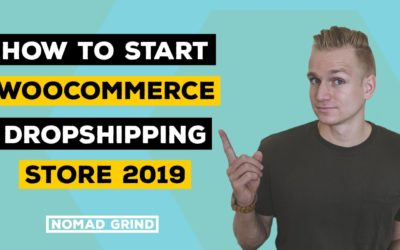 How To Start Woocommerce Dropshipping Store 2019