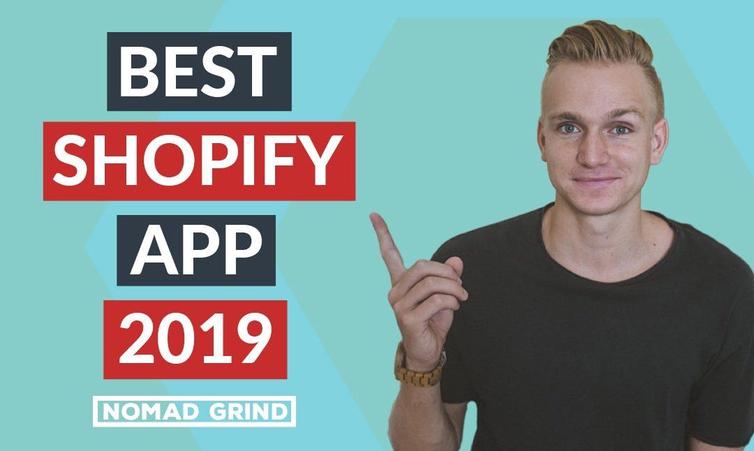 Best Dropshipping App 2019