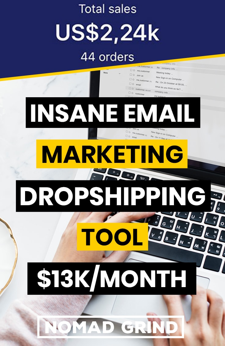 Best Email Marketing Tool For Dropshipping