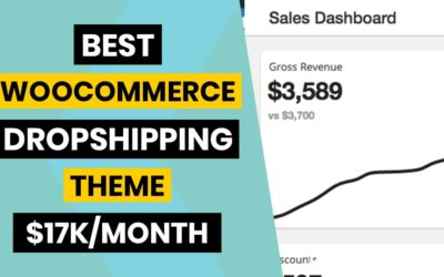 $17k/Month Best Woocommerce Theme For Dropshipping 2019