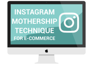 Instagram Mothership Technique Course