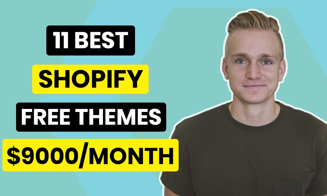 11 Best Shopify Free Themes 2019