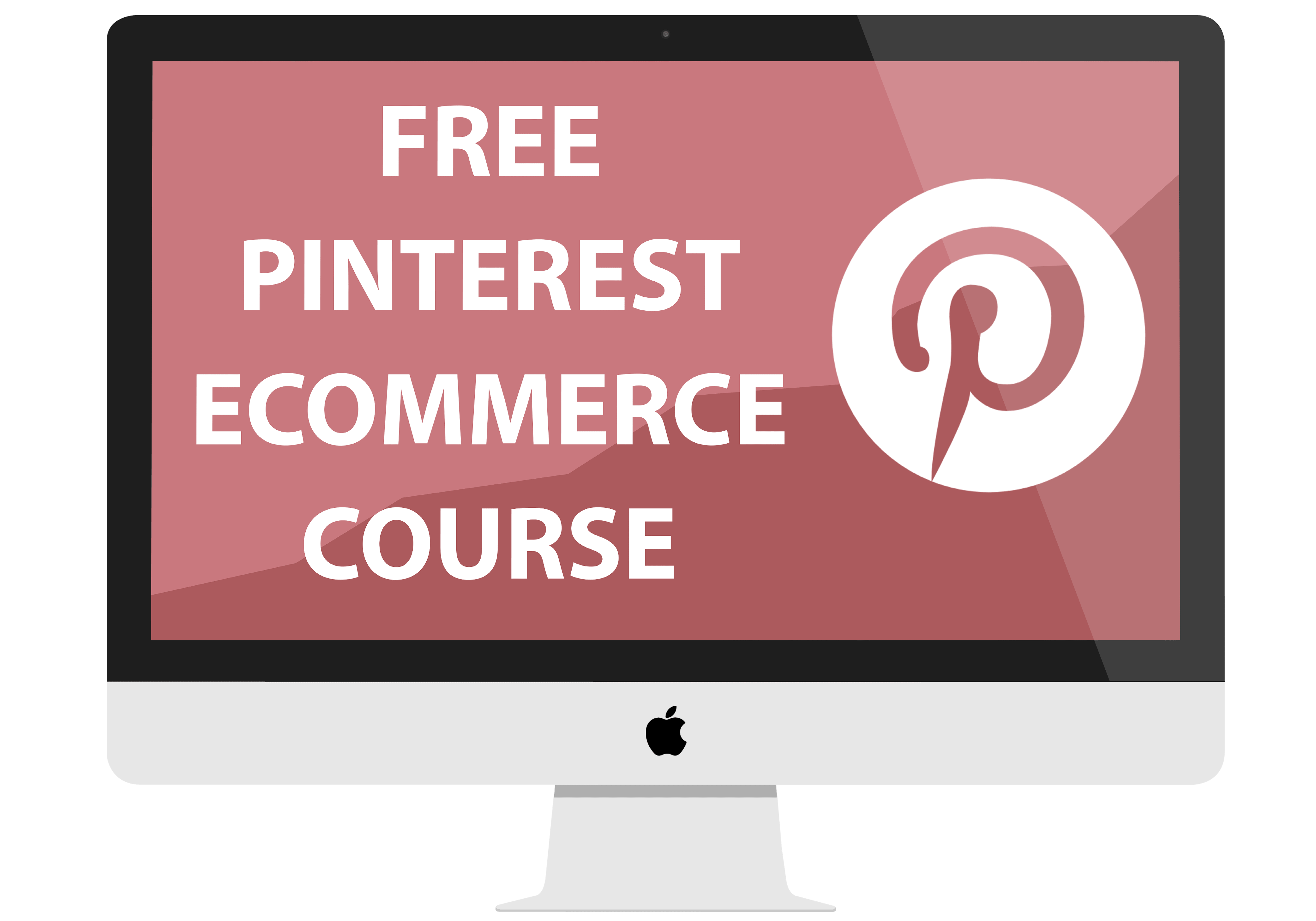Free Pinterest Course for ecommerce