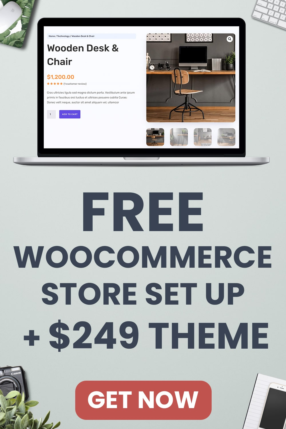 FREE Woocommerce Set Up-min