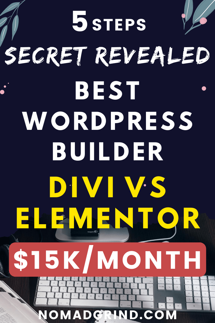Divi Theme vs Elementor
