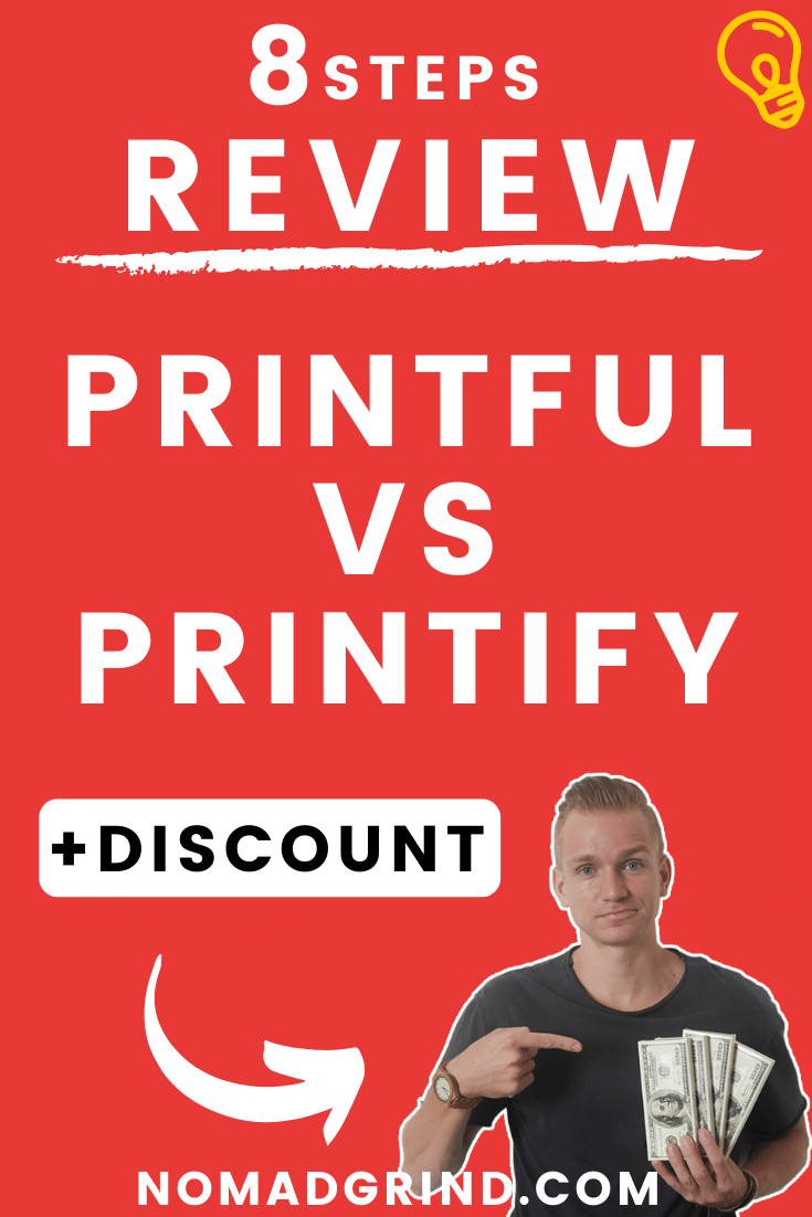 Printful vs Printify Review