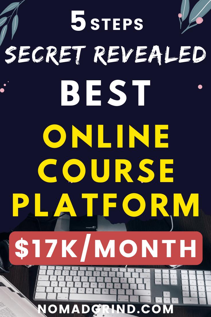 Best Online Course Platform